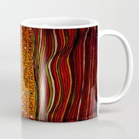 LINE AND WORDS -1 In Col… Mug