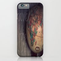 Travel the World iPhone 6 Slim Case