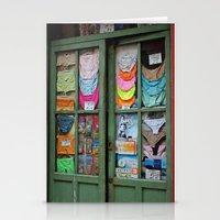 Knicker Art Stationery Cards
