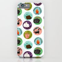 Scratch and Sniff iPhone 6 Slim Case