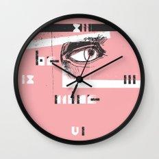 Be Mine Wall Clock