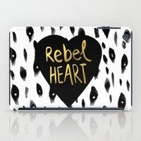Rebel Heart iPad Case