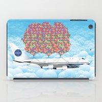 Happy Plane iPad Case