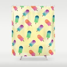 Dessert Shower Curtain