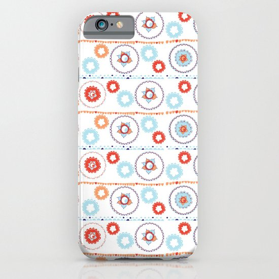Kaleidoscope Stripes iPhone & iPod Case