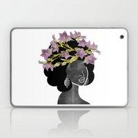 Wildflower Crown II Laptop & iPad Skin