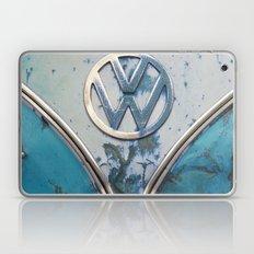 Blue Rusty VW Laptop & iPad Skin