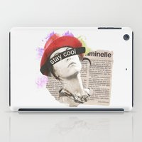 Stay Cool  iPad Case