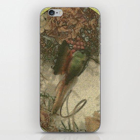 Bye Bye Birdie iPhone & iPod Skin