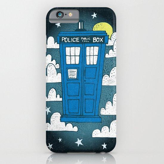TARDIS iPhone & iPod Case