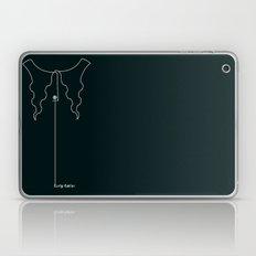 Curly Collar Laptop & iPad Skin
