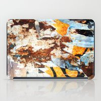 Vestiges iPad Case