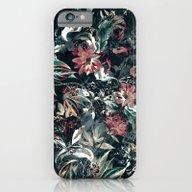 Space Garden iPhone 6 Slim Case