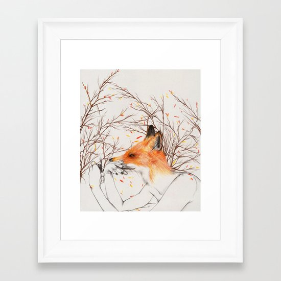 Breed III Framed Art Print