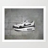 MAX100 / 063: Street Art Print
