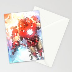 Arc Reacting Stationery Cards