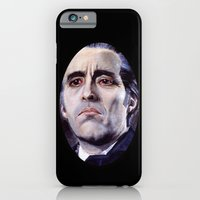Christopher Lee as Dracula: He is the embodiment of all that is evil. iPhone 6 Slim Case