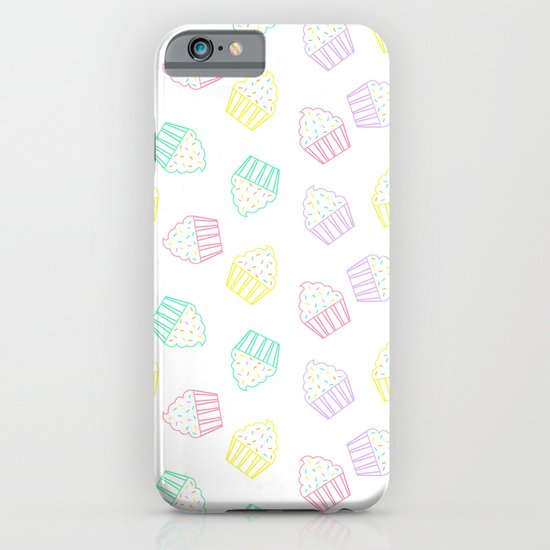 pastel cupcakes  iPhone & iPod Case