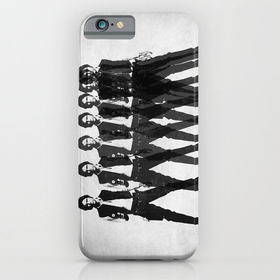 Octo Harrison  iPhone & iPod Case