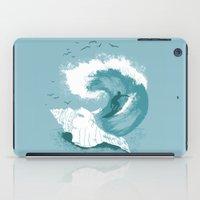 Sound Wave iPad Case