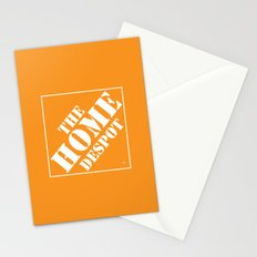 Home Despot Stationery Cards