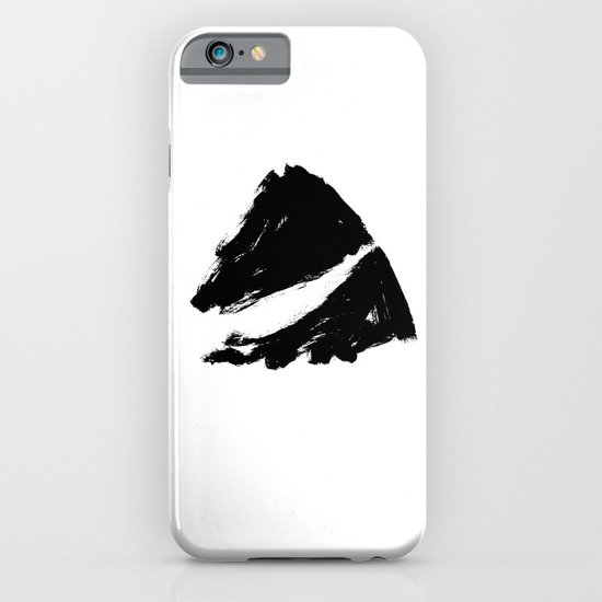 Mountains and streams iPhone & iPod Case