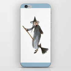 the witch iPhone & iPod Skin