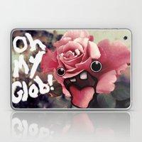 OH MY GLOB! Laptop & iPad Skin