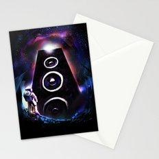 Sound Odyssey Stationery Cards