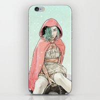 Waiting for the Wolf iPhone & iPod Skin