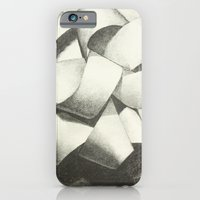 Ribbon - Graphite Illustration iPhone 6 Slim Case