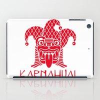 Karnahual iPad Case