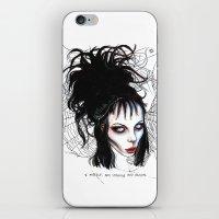Lydia, Alice, Deetz, Gla… iPhone & iPod Skin