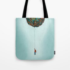 120,000 ft  Tote Bag
