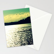 Sailing the Sound Stationery Cards