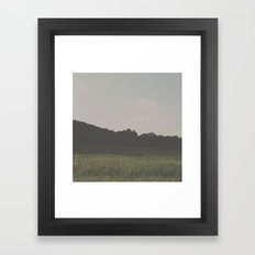 memories.  Framed Art Print