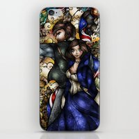 Put Your Faith In Her iPhone & iPod Skin