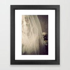 Corpse Bride Framed Art Print
