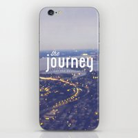 The Journey iPhone & iPod Skin