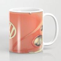 Big Orange Mug