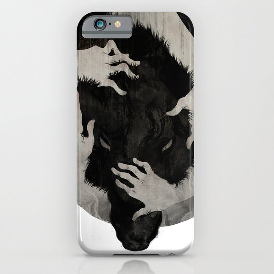 Wild Dog iPhone & iPod Case