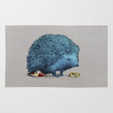 Sonic (color option) Rug