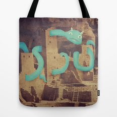 I Might Be Stuck Here  Tote Bag