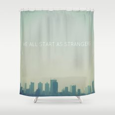 We All Shower Curtain