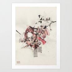 Japan 2 Art Print