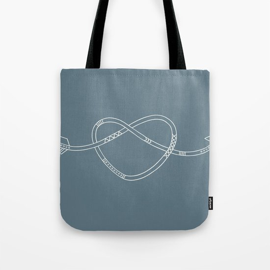 The Heart & The Arrow Tote Bag