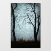 Nature's Gate Canvas Print