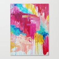 ELATED - Beautiful Brigh… Canvas Print