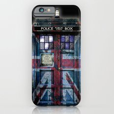 Tardis Doctor Who With U… iPhone 6 Slim Case