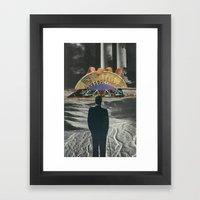 Strange Cities: The Bava… Framed Art Print
